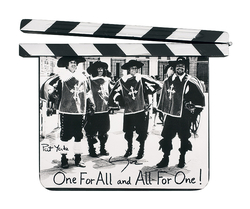 York Pat - One For All and All For One