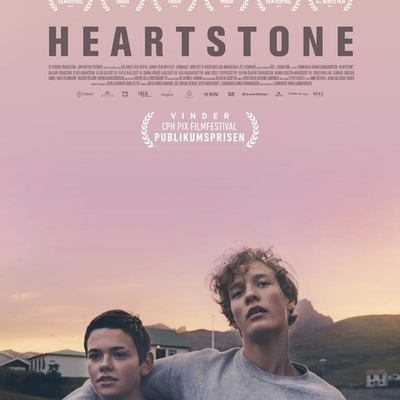 The Europe Award - for the Best European First Film Heartstone (ICE, 2016), directed by Guðmundur Arnar Guðmundsson