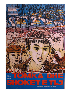 Tomka and His Friends - poster