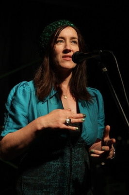 Maria Doyle Kennedy - Dny irské kinematografie / Maria Doyle Kennedy - Days of Irish cinema (2012)